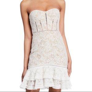 Jonathan SimKhai Strapless Dress size 4
